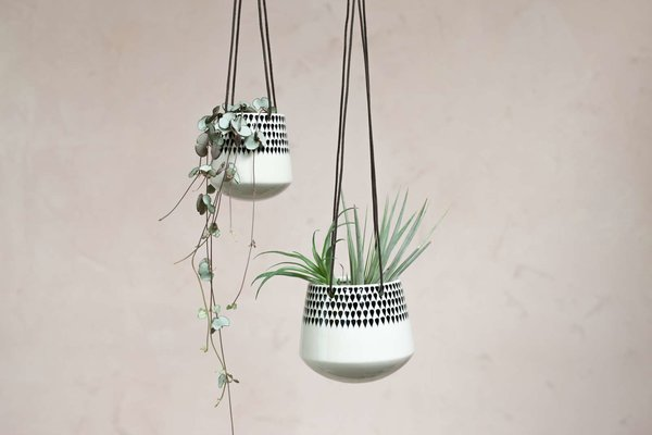 Hanging Planter Matamba - Droplets