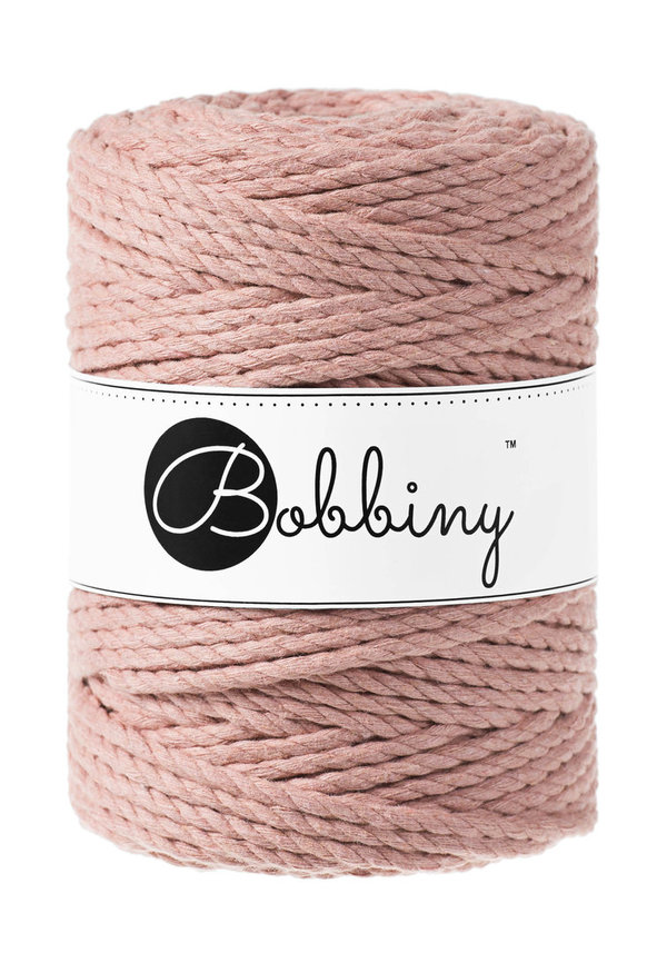 Bobbiny - 3ply 5mm BLUSH