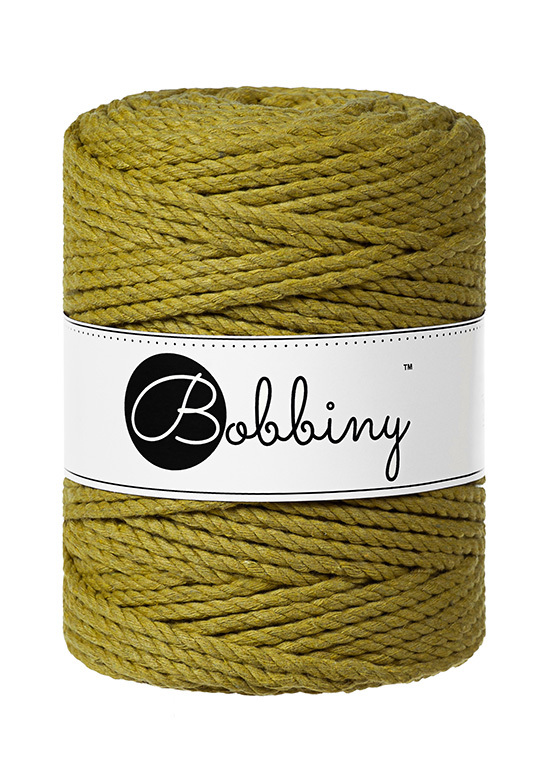 Bobbiny - 3ply 5mm KIWI